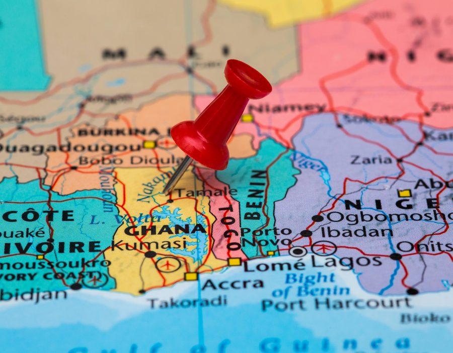 West Africa's Preferred Logistics Provider
